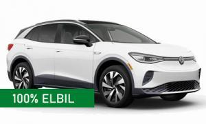 (E) Elbil SUV / Fria mil