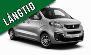 Långtid: (G9) 9-sitsig bil