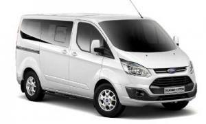 (G8) Minibuss 8 pers. / Fria mil