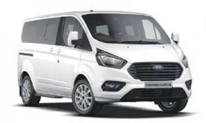 (G9) Minibuss 9 pers. / Fria mil