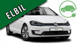 (B-EL) VW e-Golf